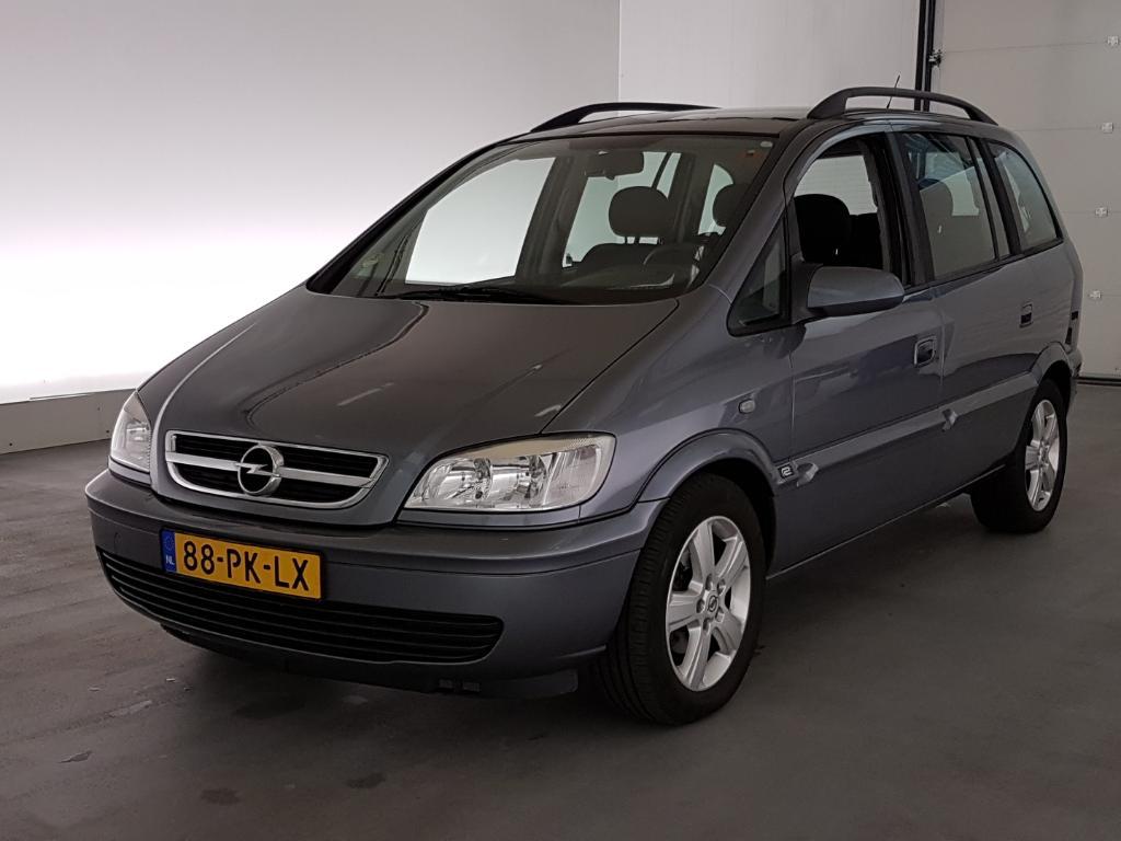 Opel ZAFIRA  2.2-16V DTi Maxx