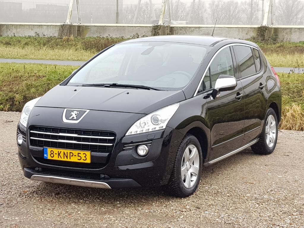 Peugeot 3008 2.0 HDiF HYbrid4