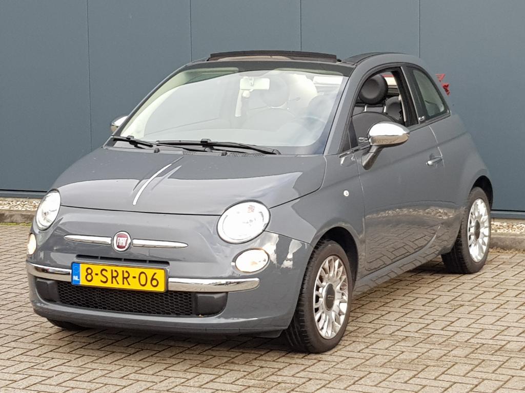 Fiat 500 C 1.0 TwinAir Easy