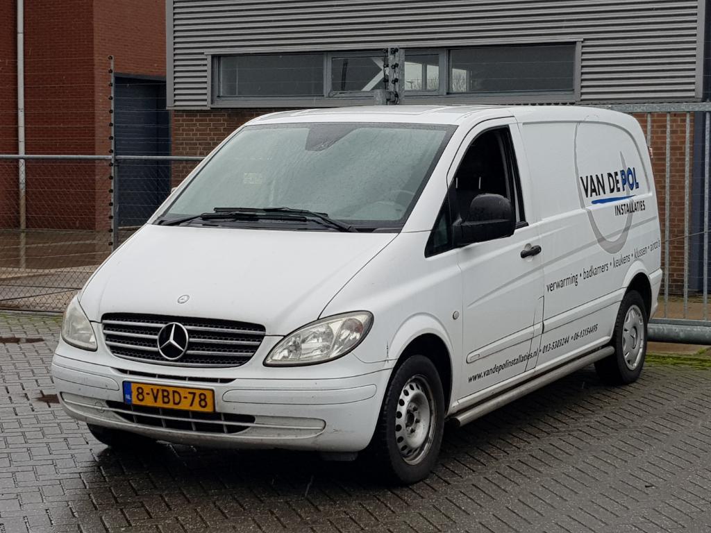 Mercedes-Benz VITO  111 CDI Bestelwagen
