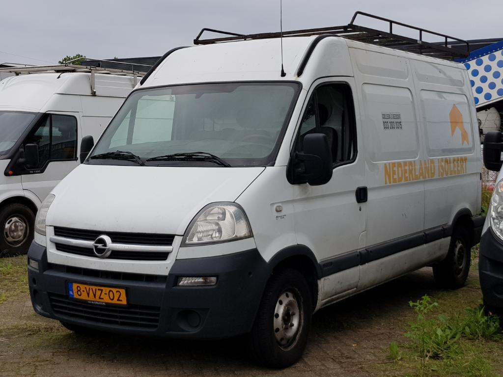 Opel MOVANO  2.5 CDTI L2 H2