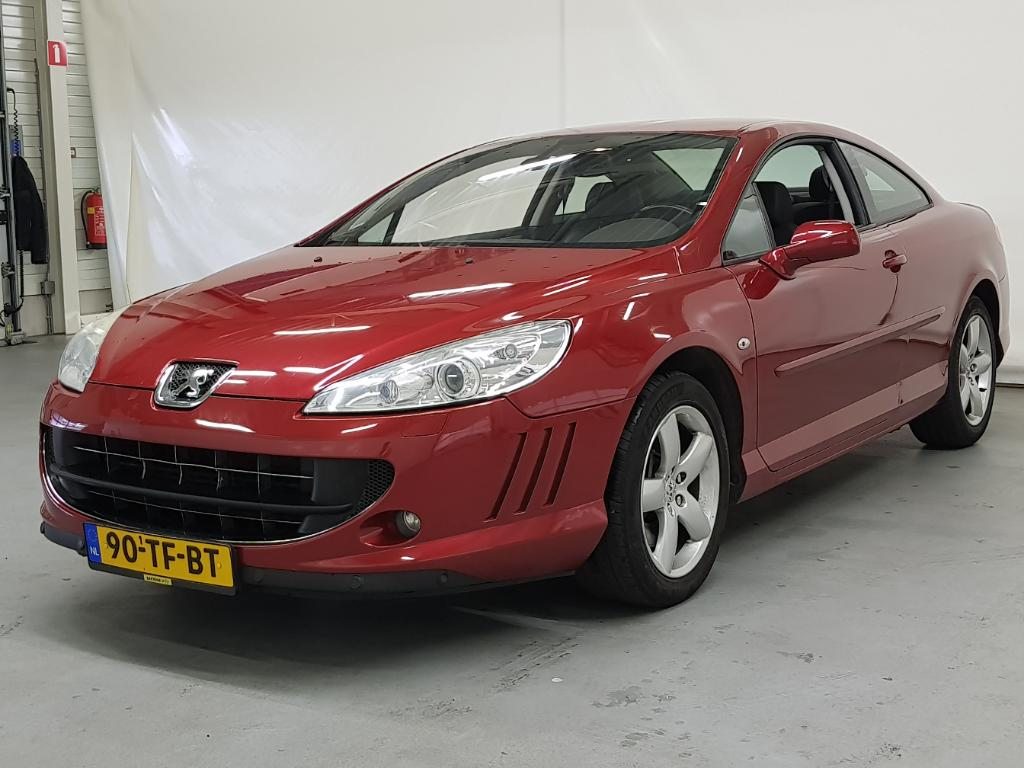 Peugeot 407 COUPE 2.2-16V Pack