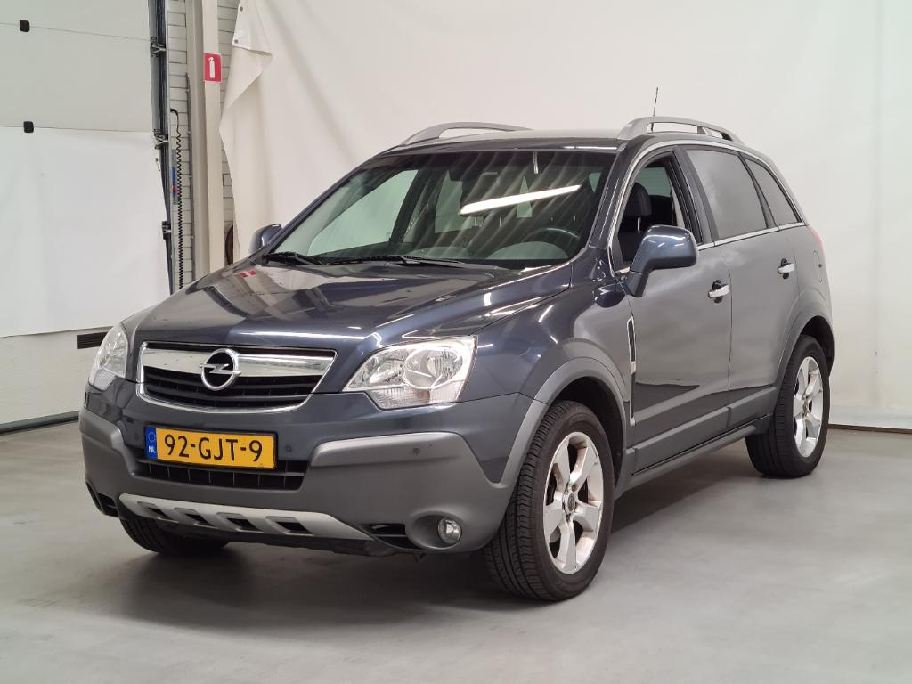 Opel ANTARA 2.4-16V Cosmo AWD