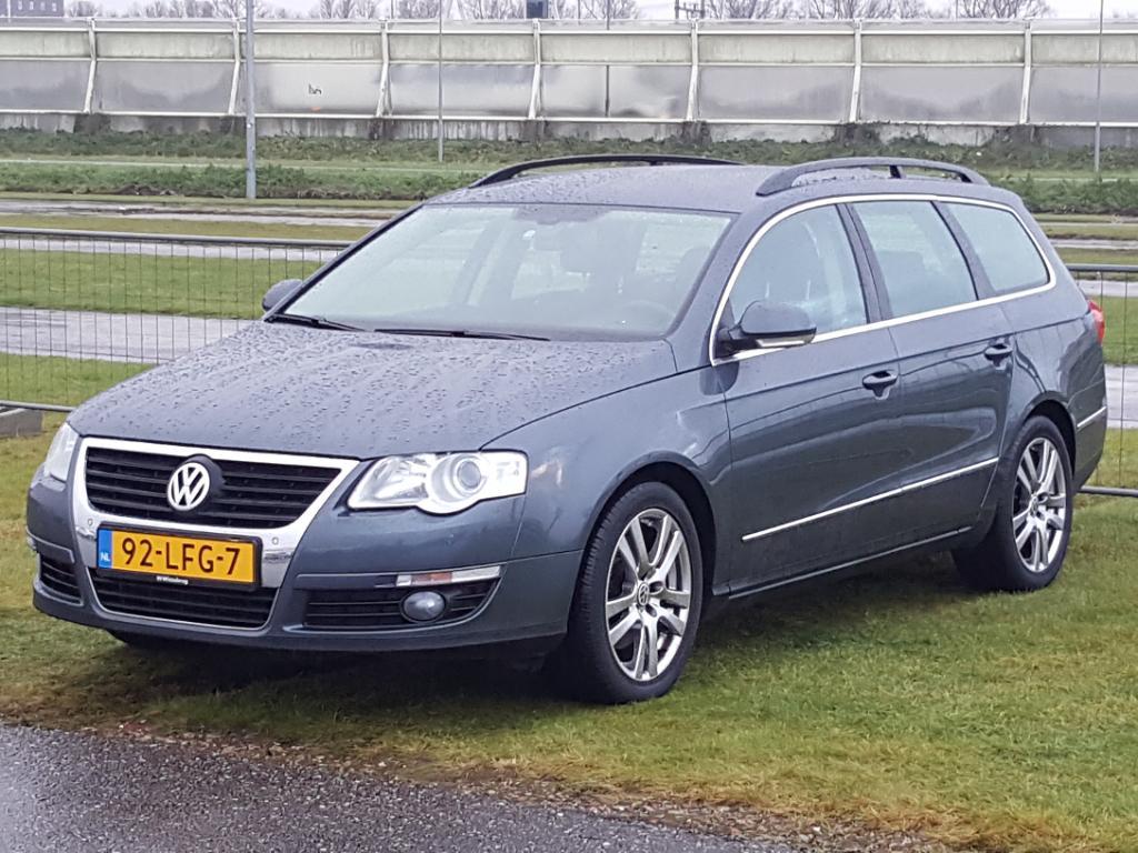 Volkswagen PASSAT VARIANT 1.4 TSI Comfl BlueM