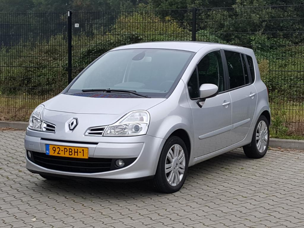 Renault GRAND MODUS 1.6-16V Exception
