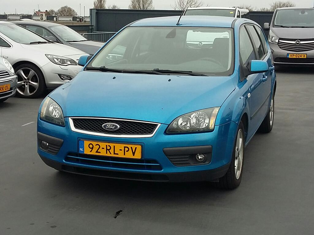 Ford FOCUS WAGON 1.6-16V First Ed.