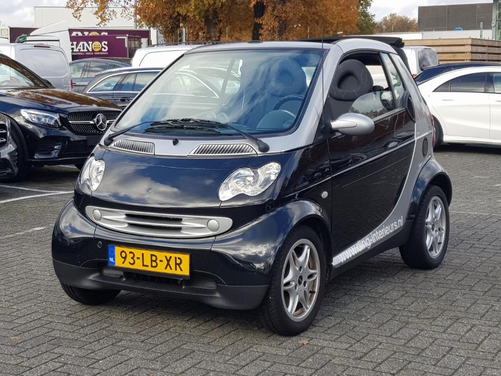Smart FORTWO CABRIO cabrio & passion