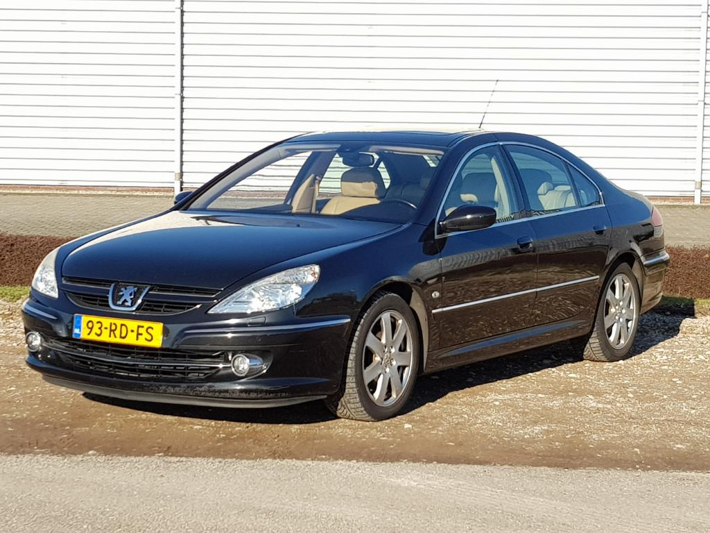 Peugeot 607  2.2-16V Executive