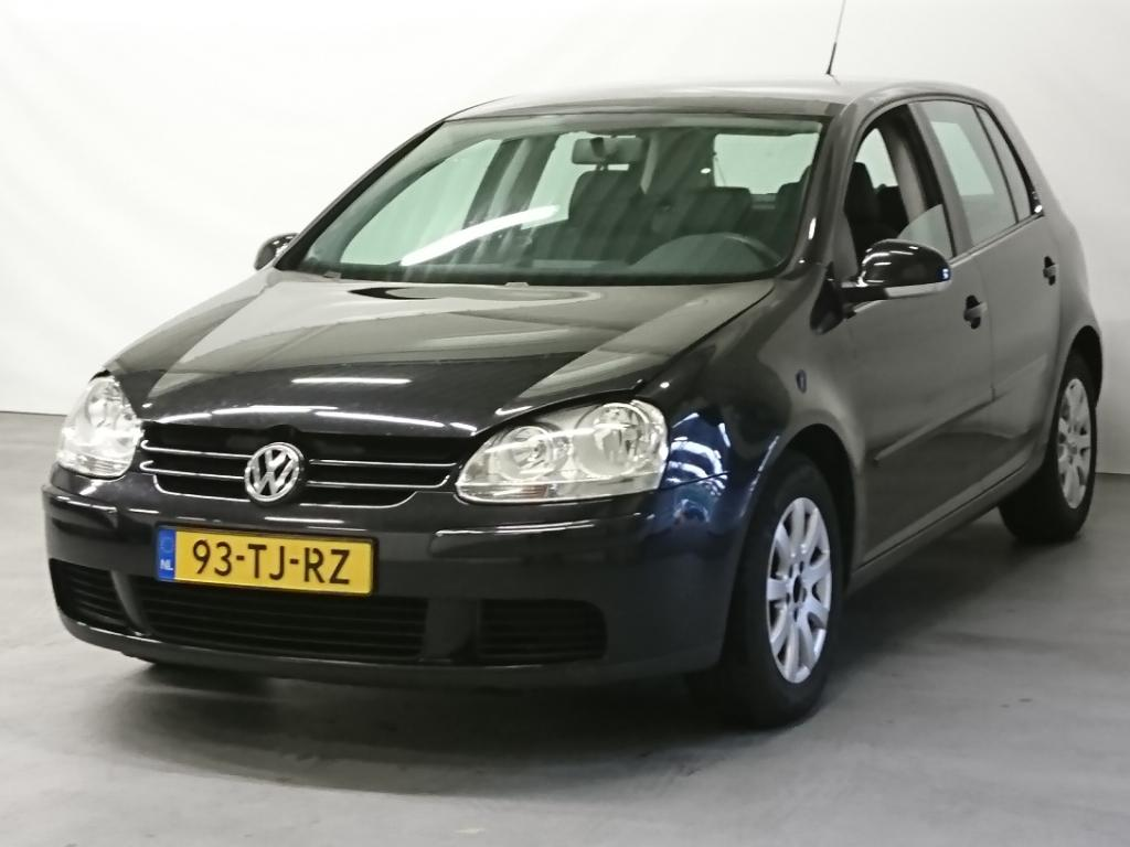 Volkswagen GOLF  1.6 FSI Sportl. Bns