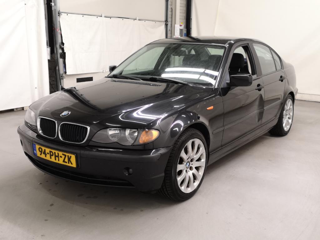 BMW 3-SERIE  320d Edition
