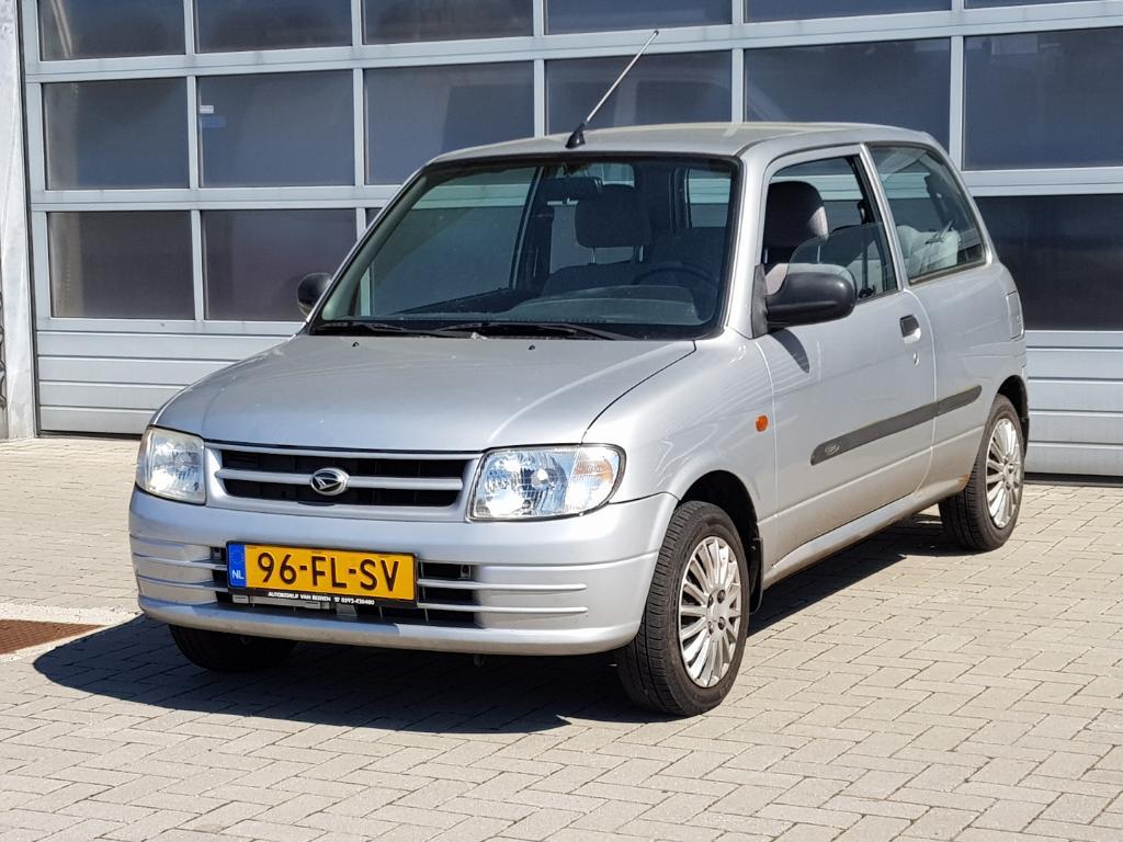 Daihatsu CUORE  1.0-12V XTi