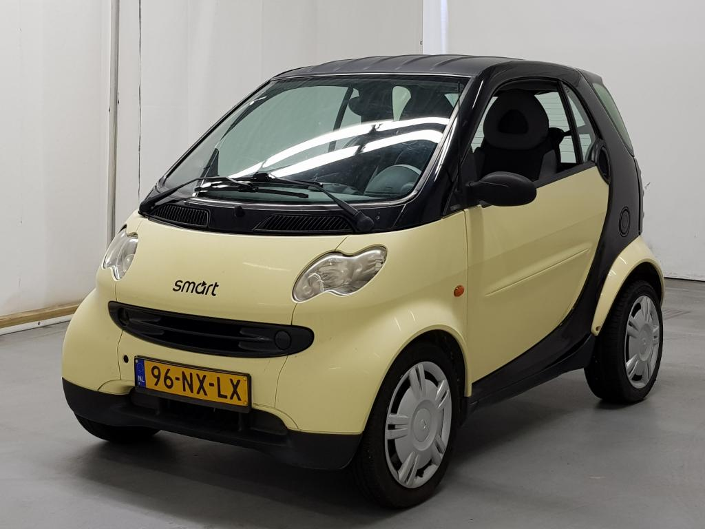 Smart FORTWO COUPE 0.7 pure 37