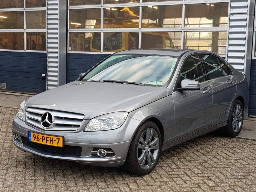 Mercedes-Benz C-KLASSE  180 CGI BE.BnsCl.Av.