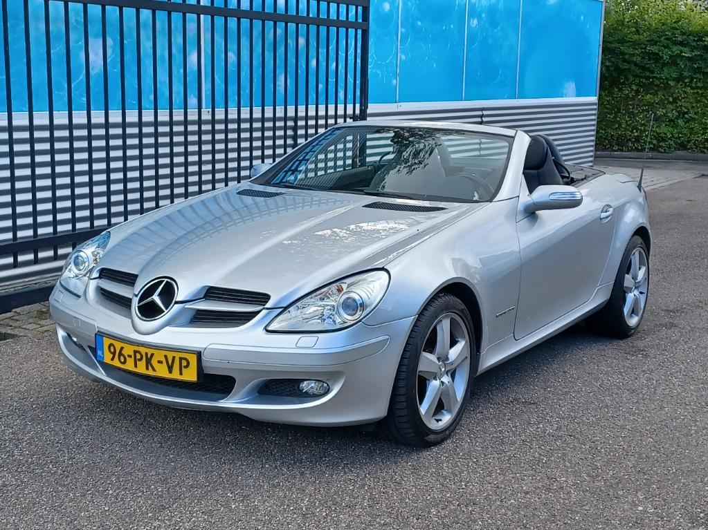 Mercedes-Benz SLK  200 K.
