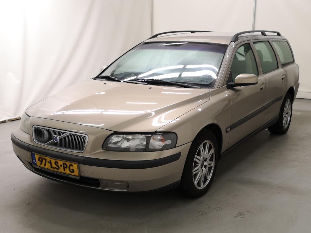 Volvo V70  2.4 D5 Geartr.Ed. II