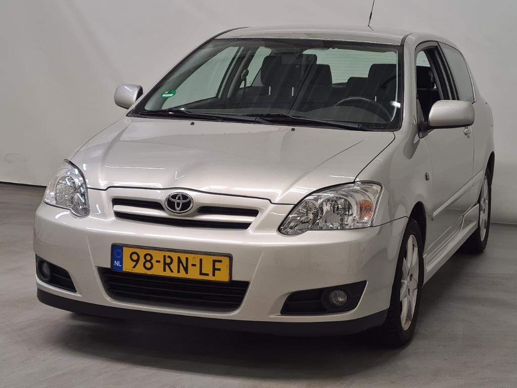 Toyota COROLLA  1.6 VVT-i S-Line