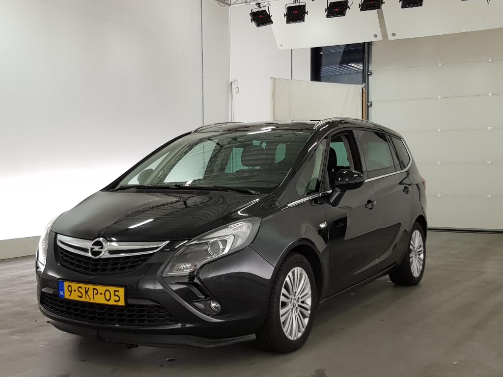 Opel ZAFIRA TOURER 7p 1.4 Turbo 140pk Design Edition / Navigatie