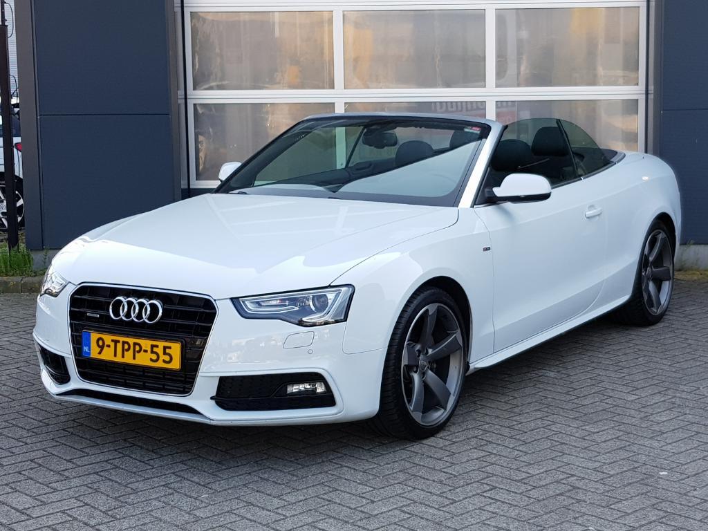 Audi A5 CABRIOLET 3.0 TDI q. PLS O.D.