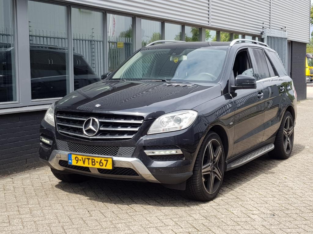 Mercedes-Benz M-KLASSE  ML 250 d VAN