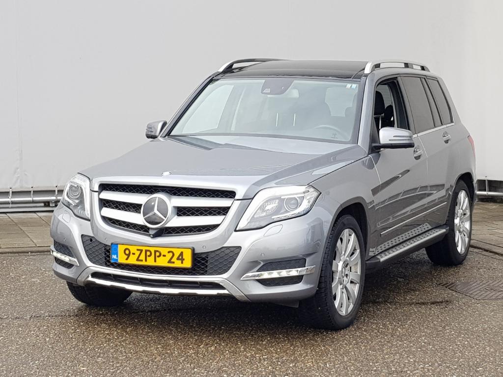 Mercedes-Benz GLK-Klasse 350 CDI 4M. Prestige