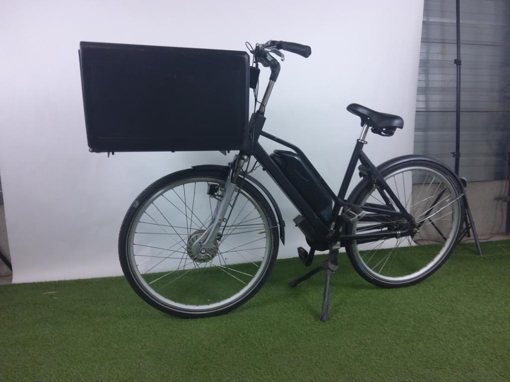 Deliveryebike E-bike Bezorgfiets