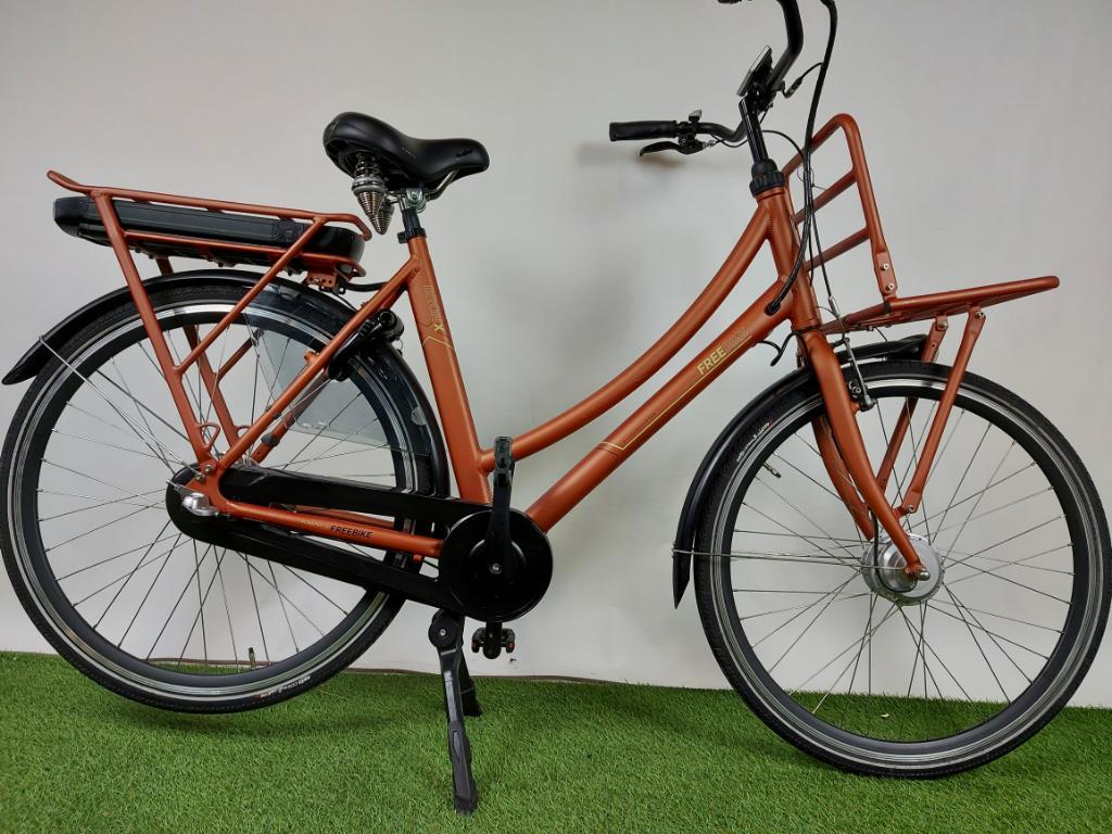 Freebike E-bike Freebike Transporter Bronx N3 468Wh 57cm
