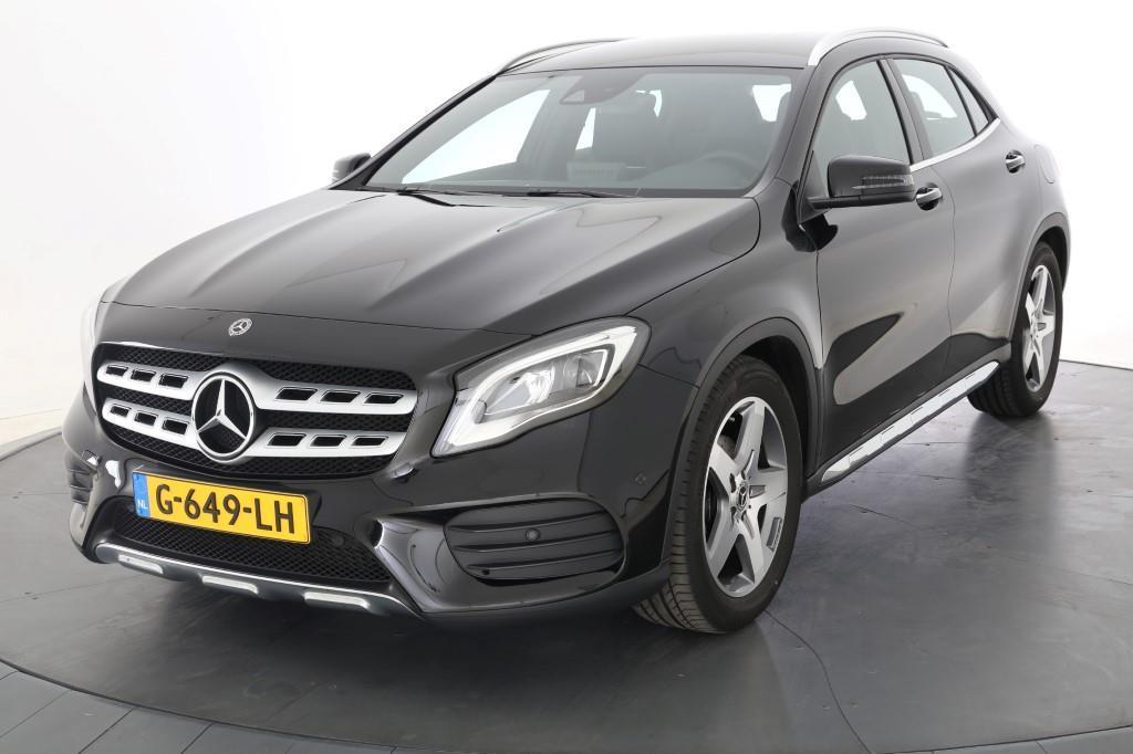 Mercedes-Benz GLA-Klasse 180 Bns Sol. AMG Stoelverw