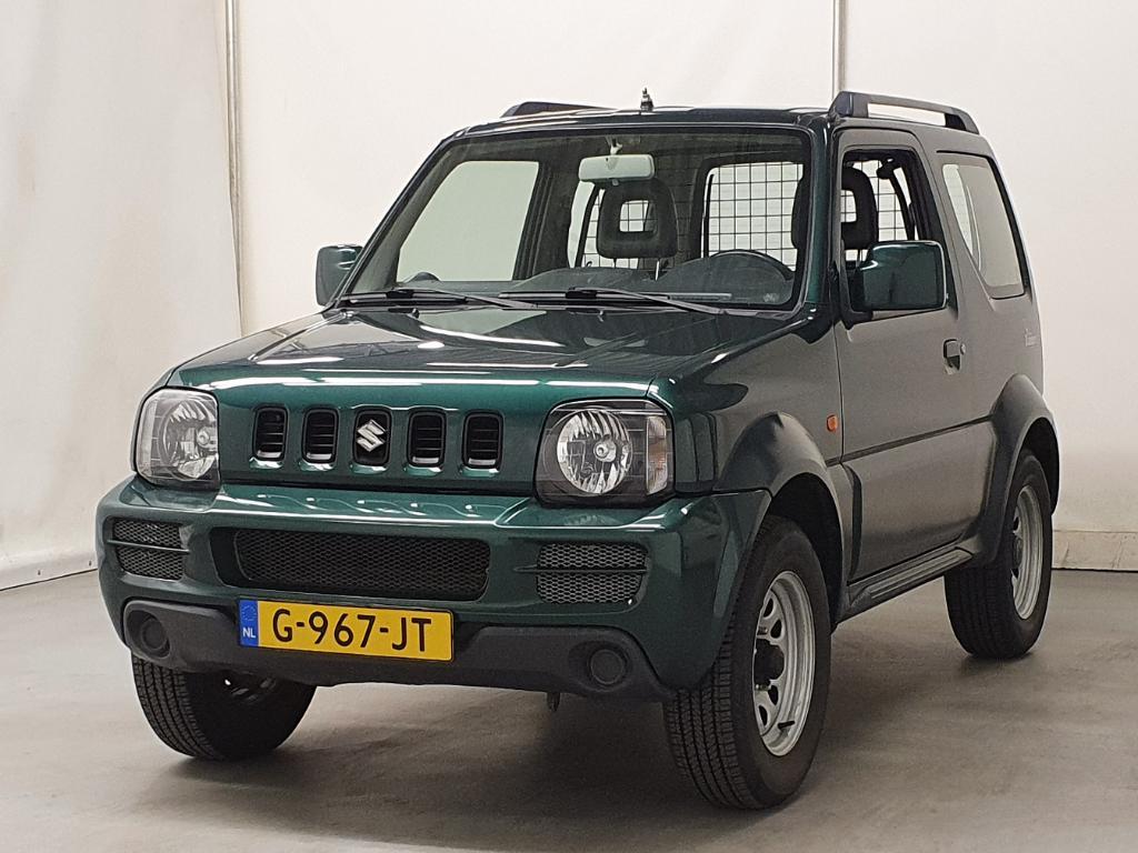 Suzuki JIMNY  1.3 JX 4WD