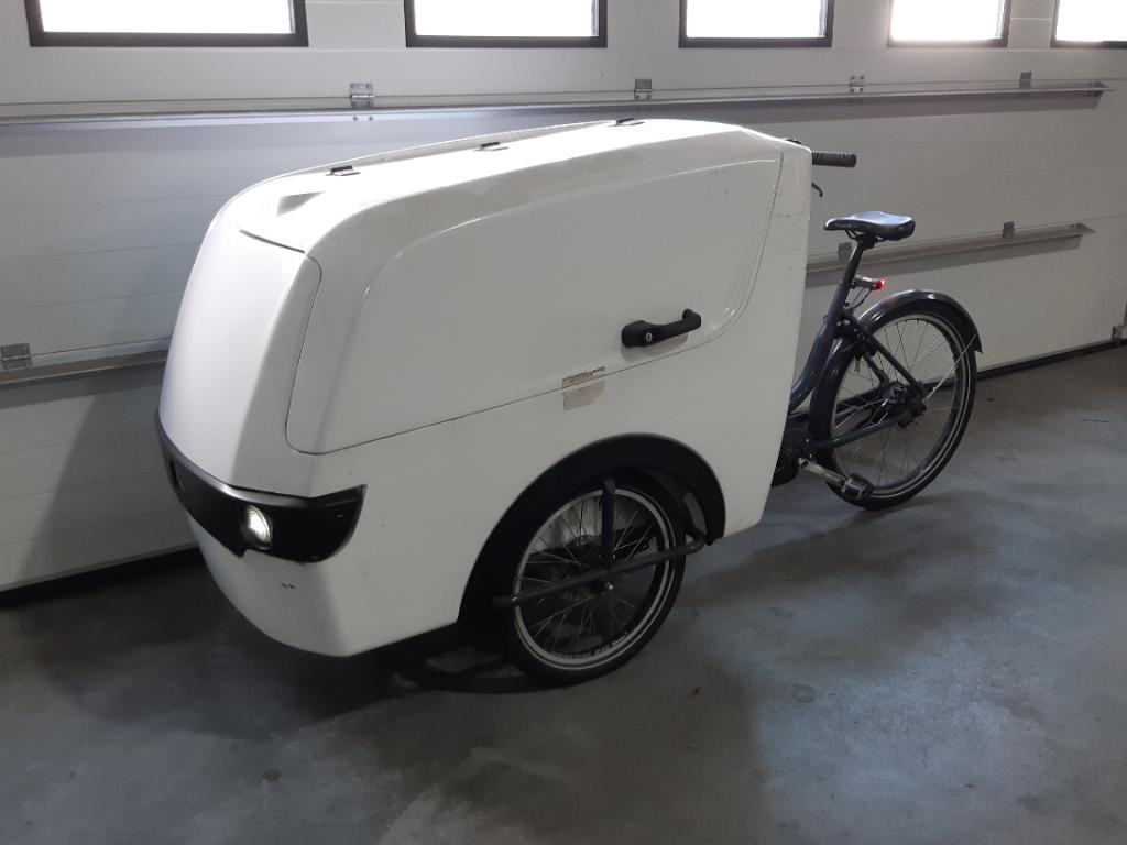 Babboe Bakfiets Centaur Cargo Trike XL 850L 500Wh