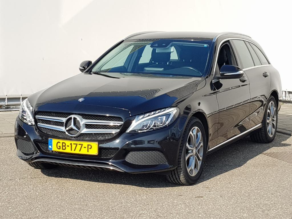 Mercedes-Benz C-Klasse ESTATE 350 e Lease Edition Leder COMAND Alarm Stoelverwarming
