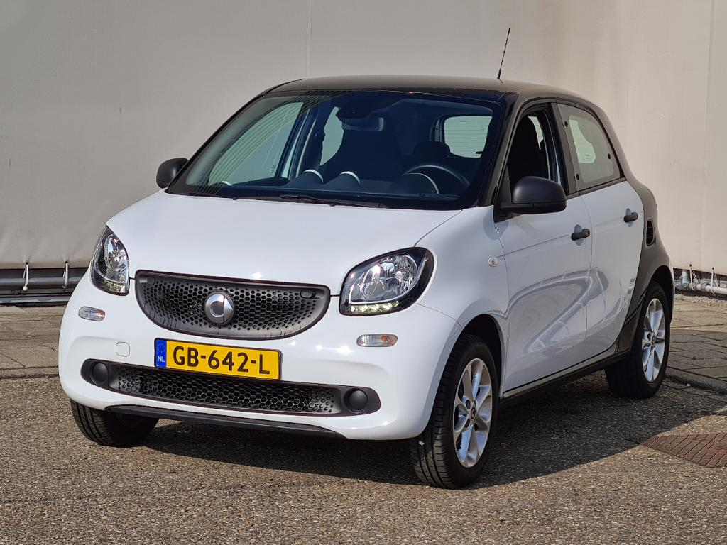 Smart FORFOUR  1.0 Essential Edition LM Cool and Audio
