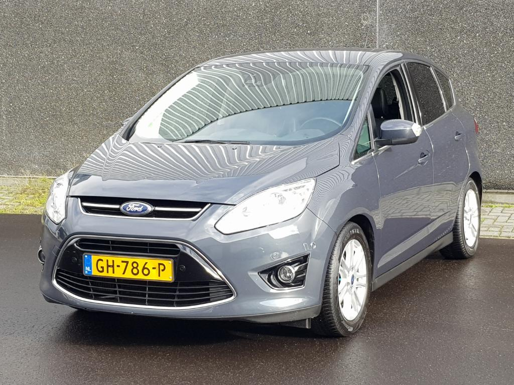 Ford C-Max 1.0 Edition Plus