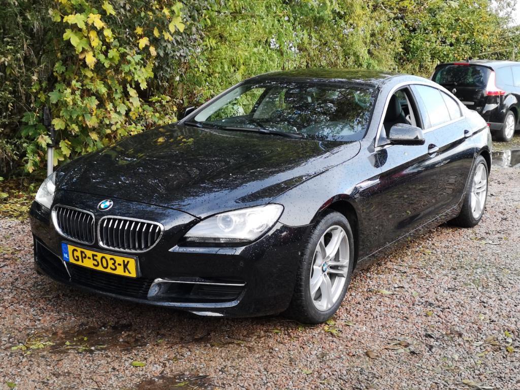 BMW 6-SERIE GRAN COUPÉ 640i