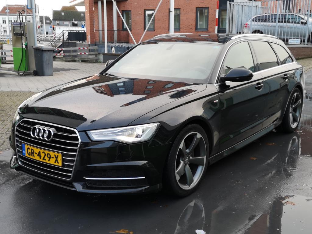 Audi A6 AVANT 2.0 TDI u. A SportEd