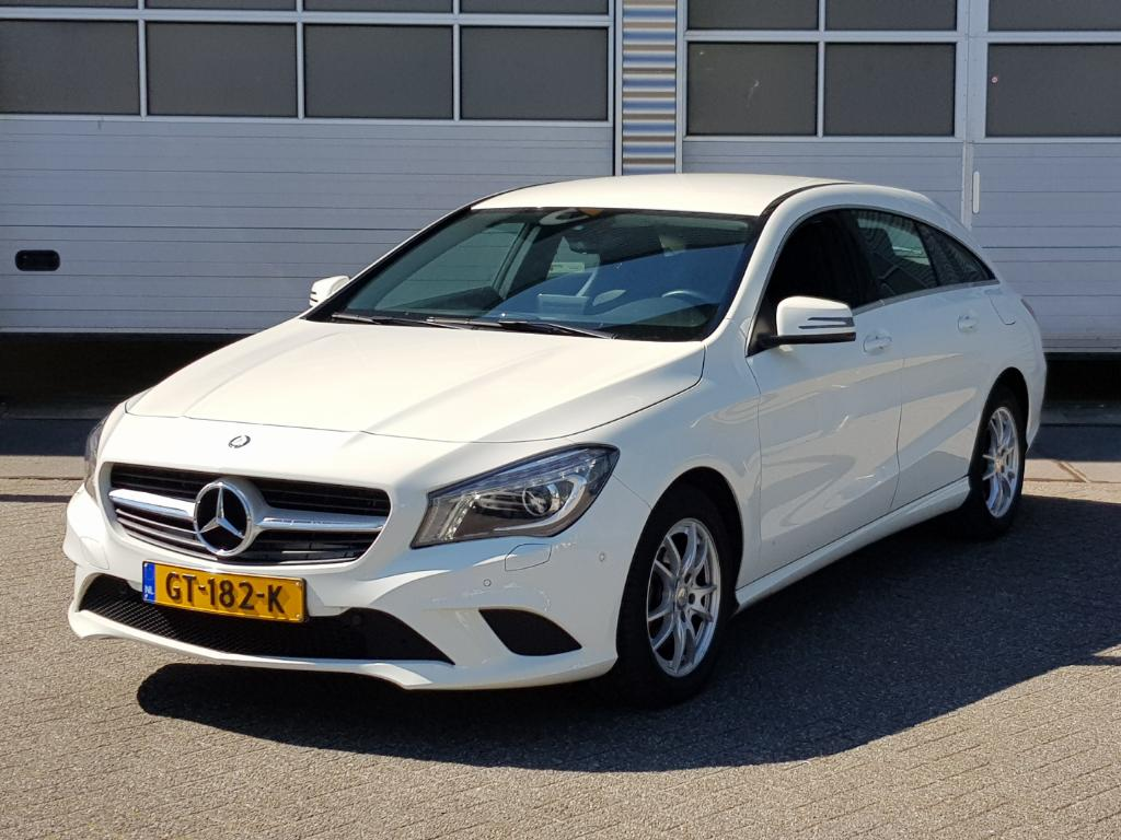 Mercedes-Benz CLA Shooting Brake 200 CDI Lease Ed.