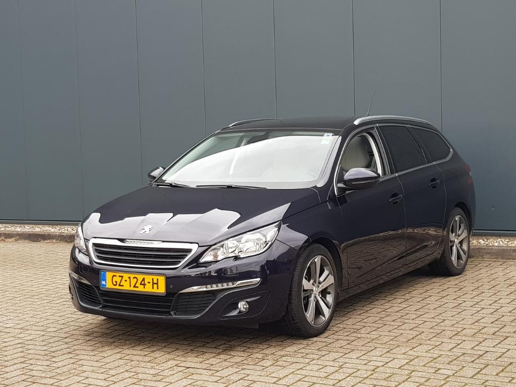 Peugeot 308 SW 1.6 BlueHDI BL Ex.P.