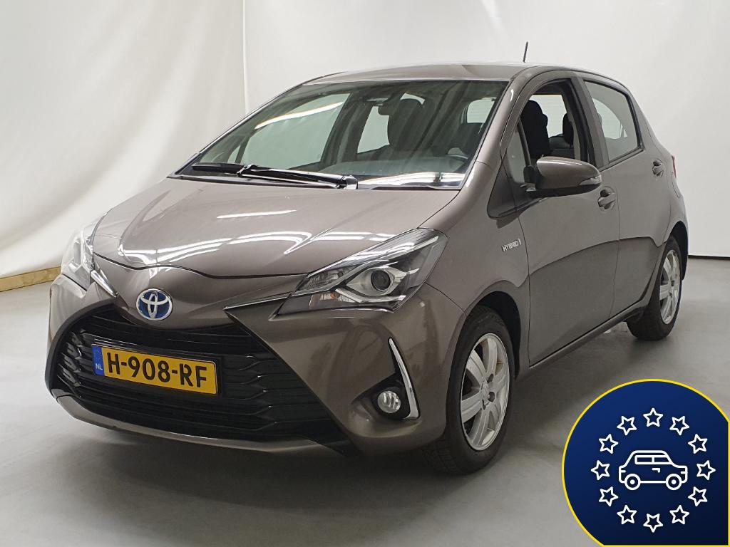 Toyota YARIS  1.5 Full hybrid active