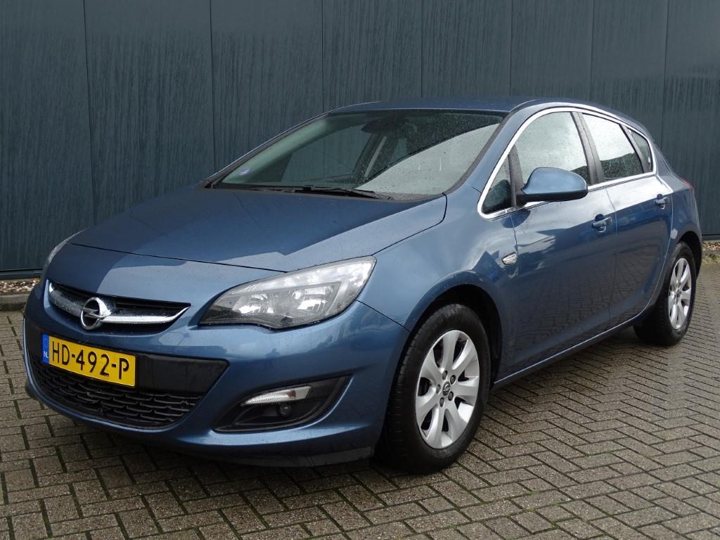 Opel ASTRA  1.4 Turbo Blitz