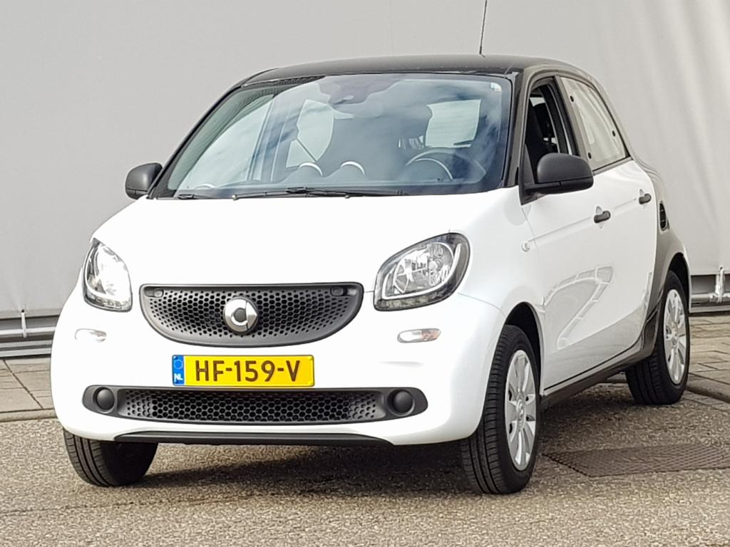 Smart FORFOUR  1.0 Pure Airco Cool and Audio Pakket