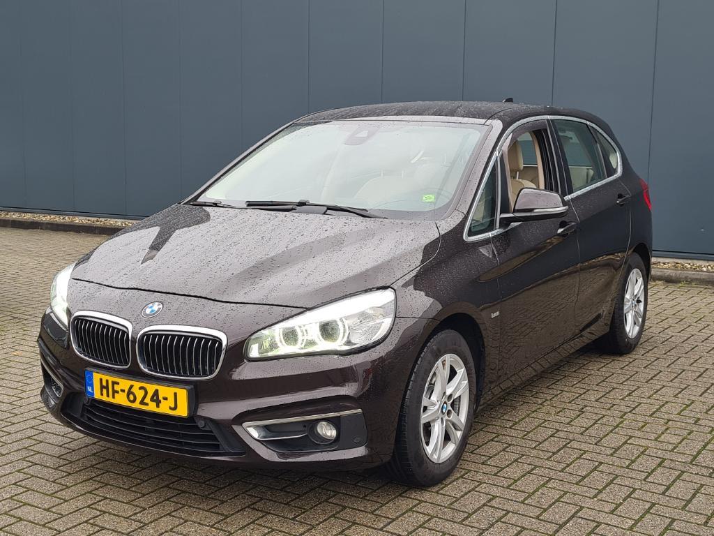 BMW 2-SERIE ACTIVE TOURER 216d Corp. L. Lux.