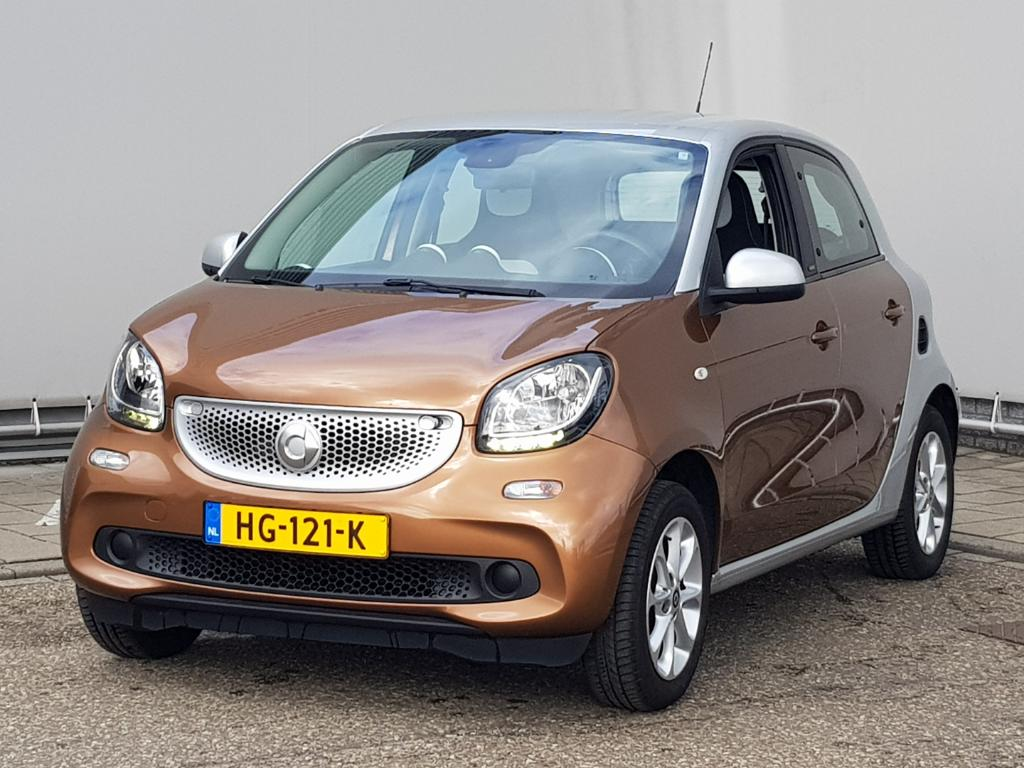 Smart FORFOUR  1.0 T Passion