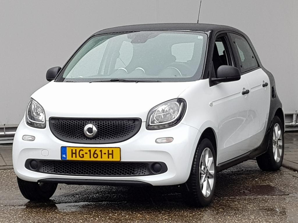 Smart FORFOUR  1.0 Pure Cool and Audio LM