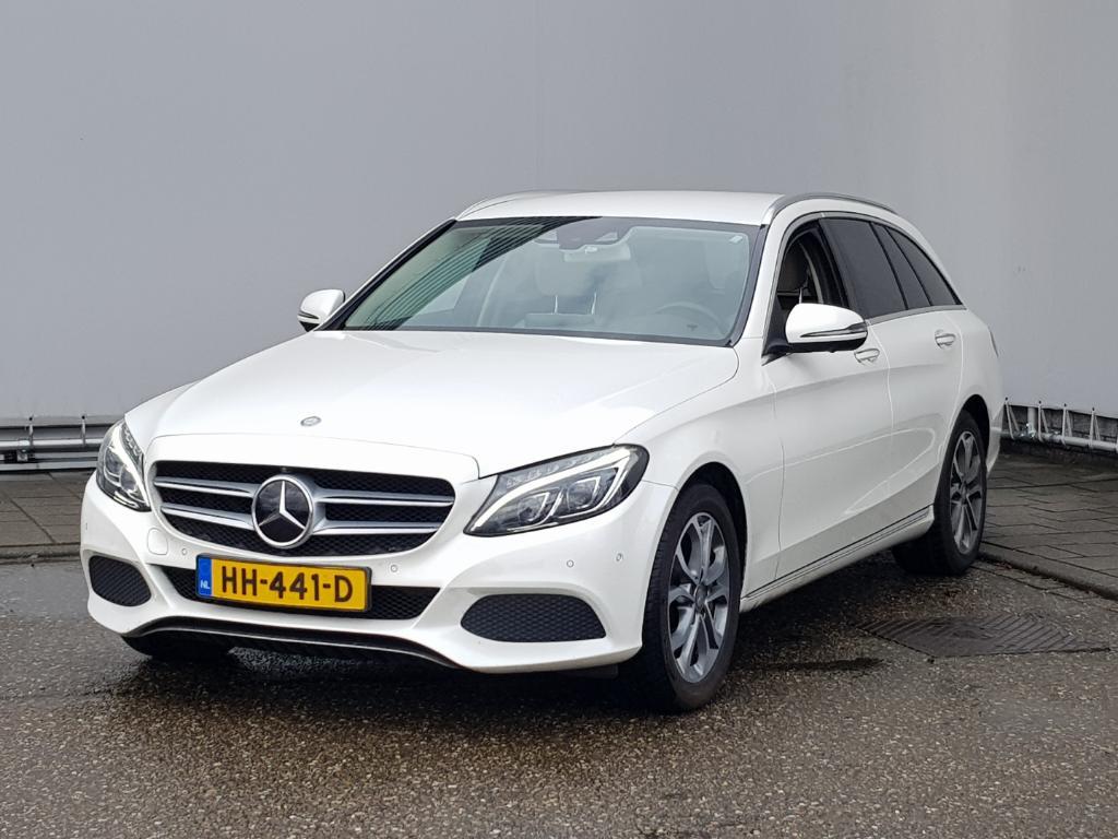 Mercedes-Benz C-Klasse ESTATE 350 e Lease Edition COMAND 23P Rij Ass. Burmester Stoelverw.