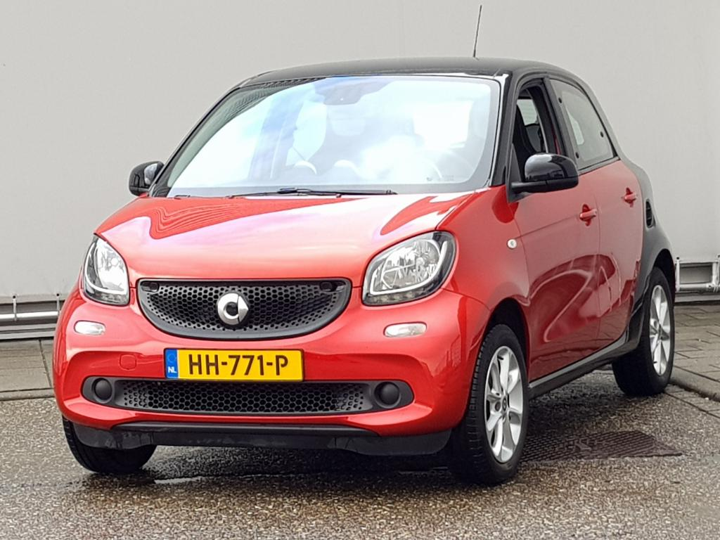 Smart FORFOUR  1.0 Turbo Passion Cool and Audio Comfortpakket