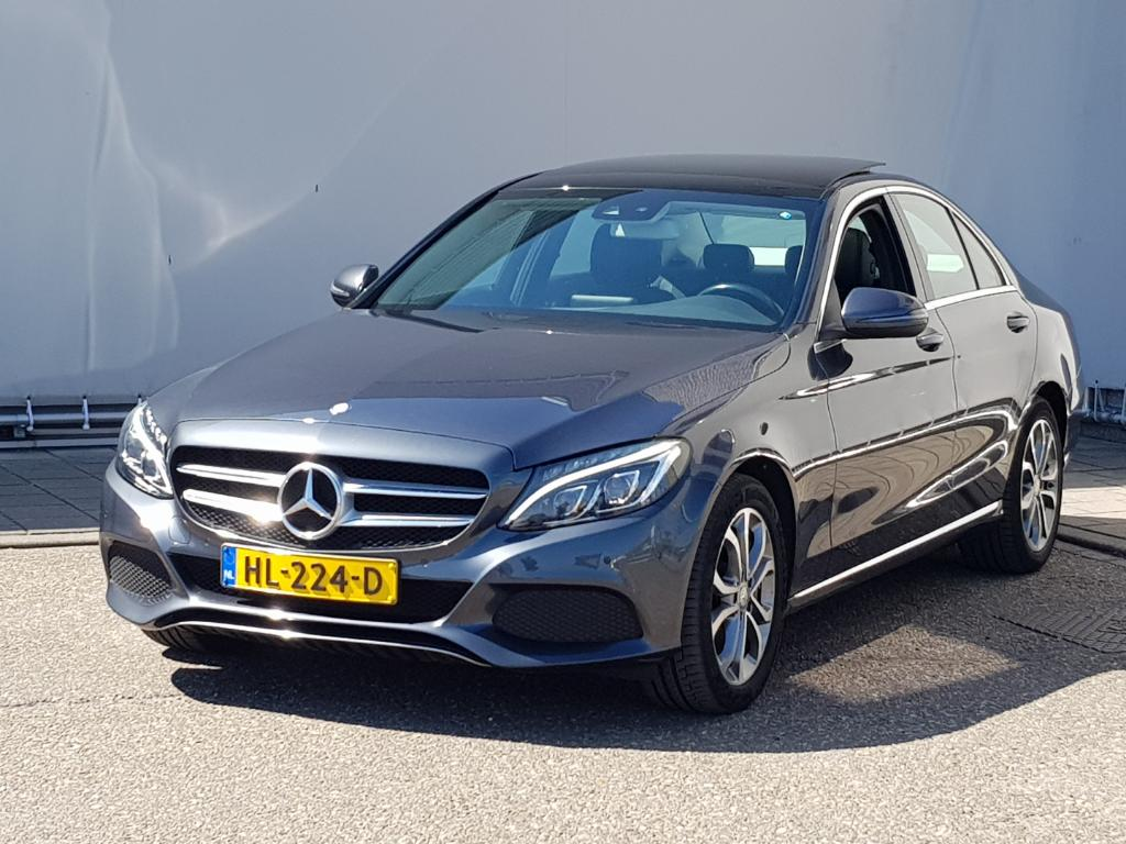 Mercedes-Benz C-KLASSE  350 e Lease Edition