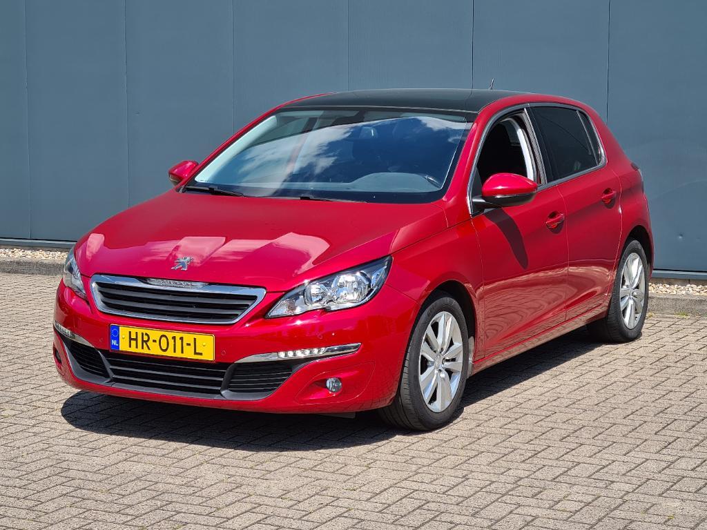 Peugeot 308 1.6 BlueHDi BL. Ex.