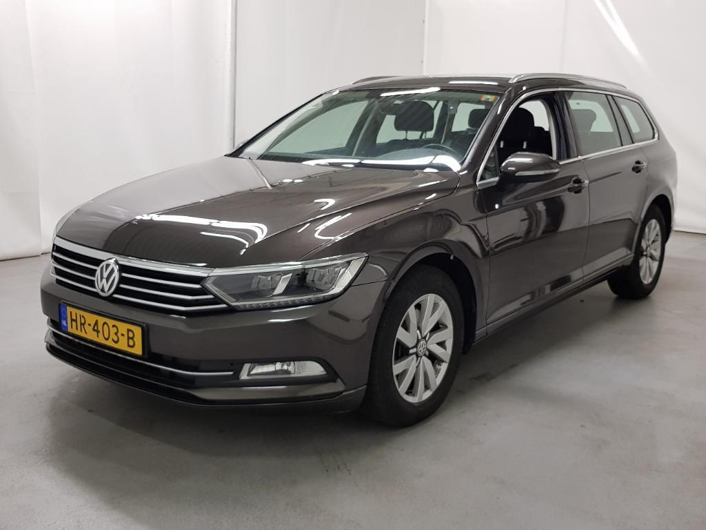 Volkswagen PASSAT VARIANT 1.6 TDI Business Ed.