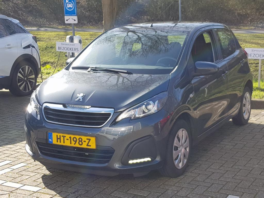 Peugeot 108 1.0 e-VTi Active TOP