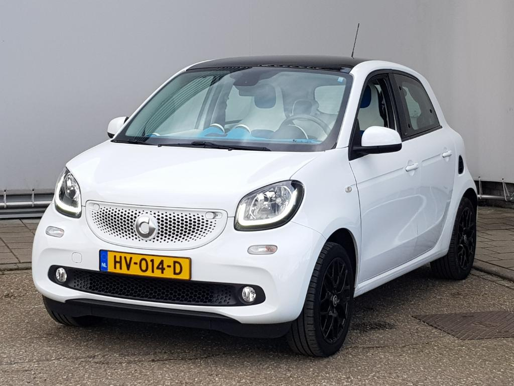 Smart FORFOUR  1.0 T Proxy
