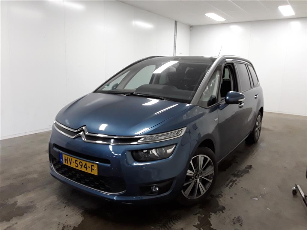 Citroen C4 GRAND PICASSO 2.0 BlueHDi Exclusive 7-persoons